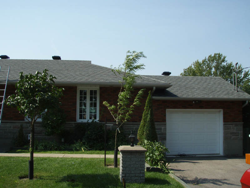 Shingle Roof Couvreur 224 Laval
