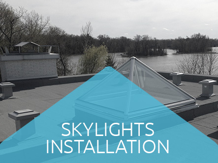 skylights-installation